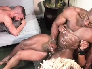 Epic 6 Cadger Broad Daylight Throbbing Interracial Orgy