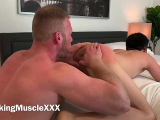 Muscle Abb' Spanks Asian Twink Irritant - Onlyfans/vikingmuscle